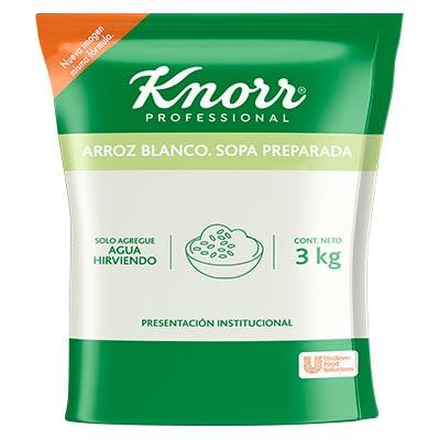 Knorr® Professional Arroz Blanco 3kg -