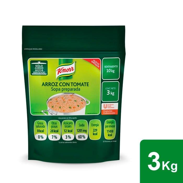 Knorr® Arroz con Tomate 3 Kg -
