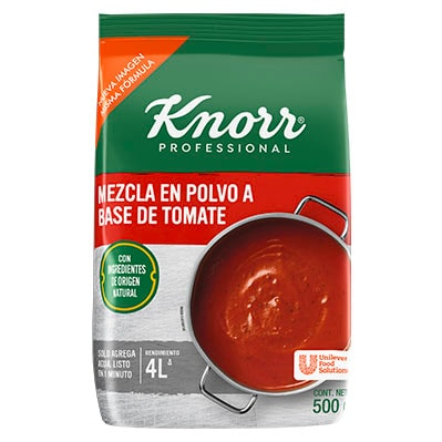 Knorr® Professional Base de Tomate Bolsa de 500 g